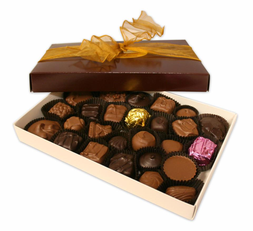 34 - Box of Chocolates